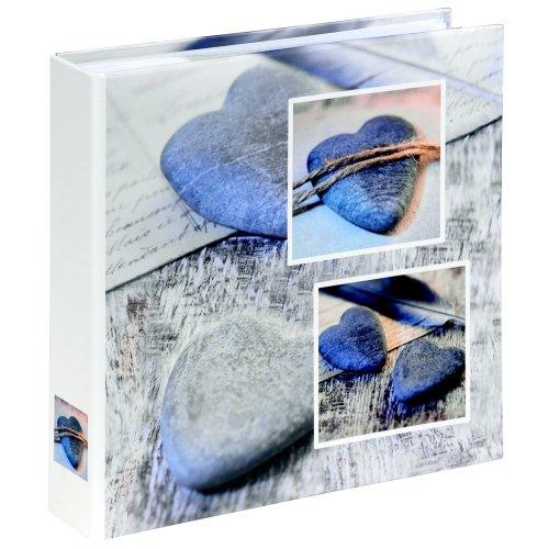 Hama 10 x 15 cm Catania Memo Photo Album for 200 Photos - Grey
