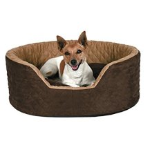"""Trixie 37425 Bed """"benito"""", 9679 Cm, Brown / Light Brown - Benitocm Brown Dogs -  brown trixie bed benito 37425 9679 cm light brownlight dogs various"""