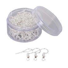 400pcs Fish Earring Hooks Accessories DIY Earrings Handmade Material
