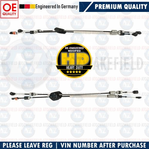 FOR FORD TRANSIT 2.0 2.2 TDCi GEAR LINKAGE CONTROL CABLE 2225899 BRAND NEW