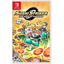 Nintendo Sushi Striker The Way of Sushido, Switch Basic Nintendo...