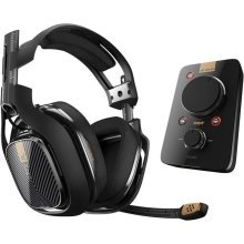 Astro A40 Gaming Headset including MixAmp Pro - Black PC