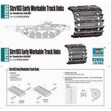 Tru02055 - Trumpeter Track Set 1:35 - Strv103 Swedish Tank