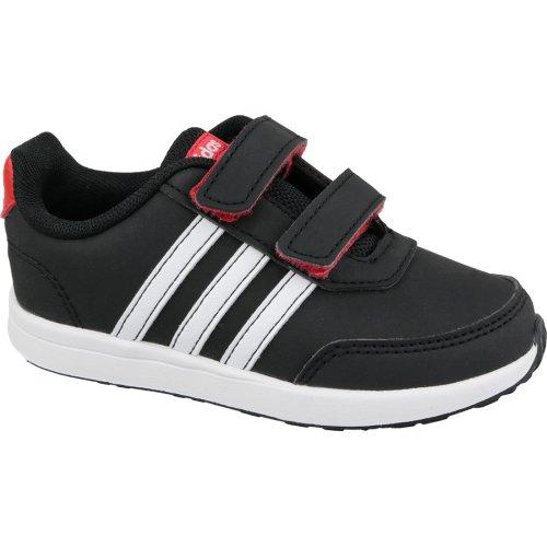 adidas VS Switch 2 Cmf Inf F35703 Kids Black sneakers Size: 7 UK
