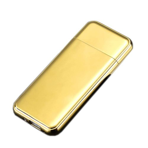 Fashion Fingerprint Touch Cigarette Lighter with USB Charging Cable for Men, #05