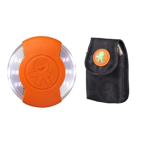 Okiedog Bundle - Okiedog Clipix Led Light For Stroller And Okiedog Clipix Mobile Phone Or Camera Holder - 2 Items Supplied