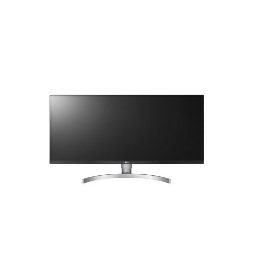 LG 34WK650-W 34  UltraWide Full HD LED Flat Black, White computer monitor LED display
