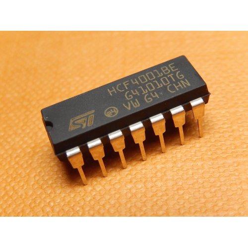 HCF4001BEY 4000 series CMOS STMicroelectronics