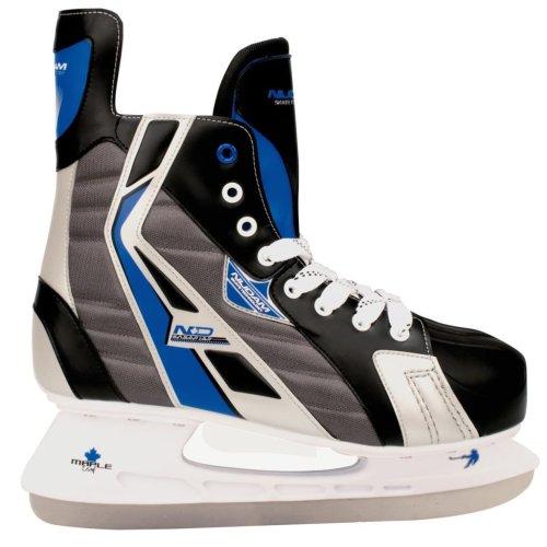 Nijdam Ice Hockey Skates Size 41 Polyester 3386-ZBZ-41