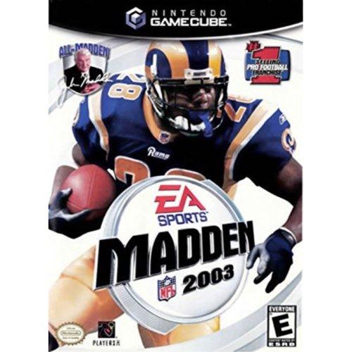 Madden NFL 2003 NGC
