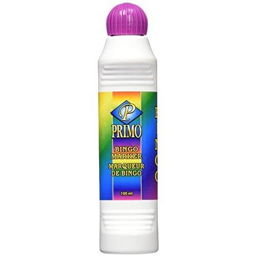 Primo Bingo Markers 4 Ounces-Purple