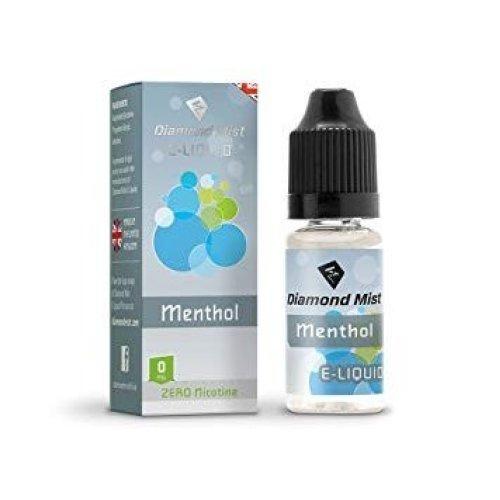 Diamond Mist 10 ml Menthol E-Liquid
