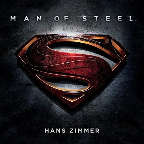 Hans Zimmer - Man of Steel (original Motion Picture Soundtrack) [CD]
