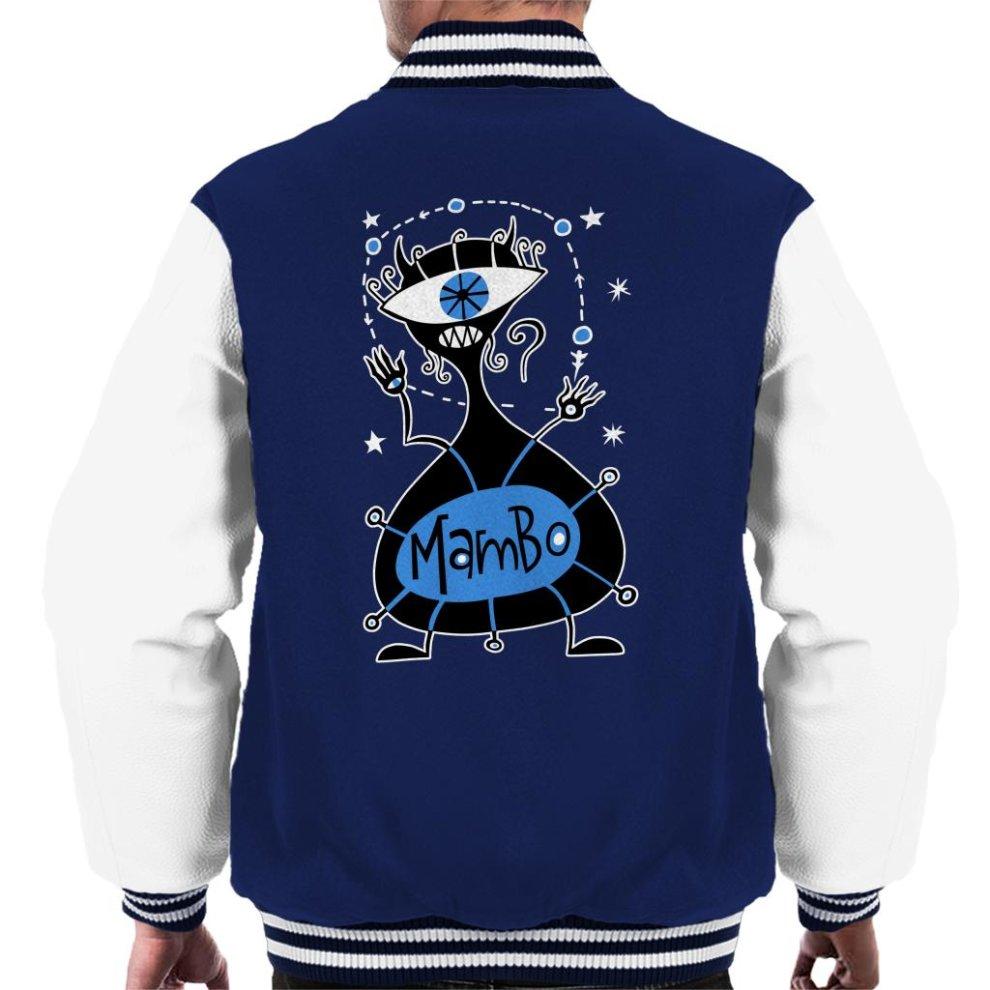 199b6887dfc4 Mambo Psychic Alien Men s Varsity Jacket on OnBuy