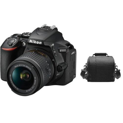 NIKON D5600 KIT AF-P 18-55MM F3.5-5.6G VR + Camera Bag