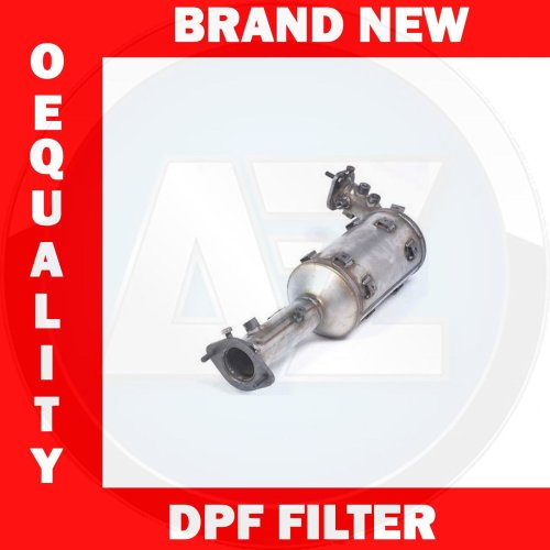 FOR NISSAN NAVARA 2.5 dCi 2005-2009 DIESEL PARTICULATE FILTER DPF B0802EC00A