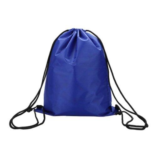 fb14399e60 Sports Drawstring Backpacks  Blue  Set of 2 Waterproof Backpacks String Bags  on OnBuy