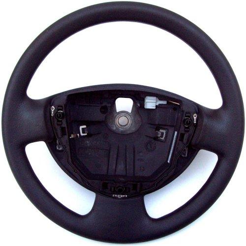 Renault Clio II Black Steering Wheel 8200057418