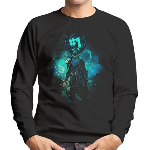 Rognarock Art Fortnite Men's Sweatshirt