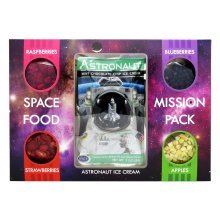 Astronaut Food - Space Food Mission Pack - Mint Choc Chip Ice Cream