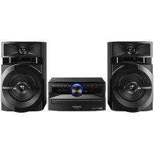 Panasonic SC-UX102E-K Wireless Audio System Bluetooth - Black