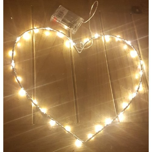 meet 30852 3a98c Heart Shaped Valentine Light Up LED Light