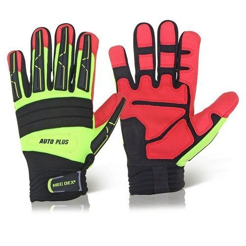 Mecdex MECAP-622L Auto Plus Mechanics Gloves Large