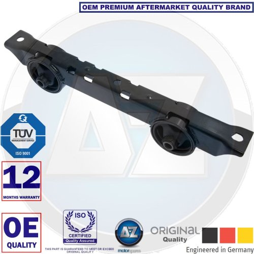 FOR MITSUBISHI PAJERO SHOGUN REAR GEARBOX SUPPORT ENGINE MOUNTING MOUNT AUTO