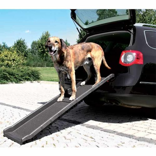 Folding Dog Ramp Perfect For Dogs Who Want to Travel Collapsable Universal Use