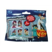 Tomy Phineas and Ferb Figures