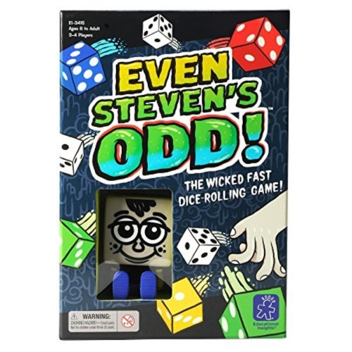 Educational Insights Even Stevens Odd!