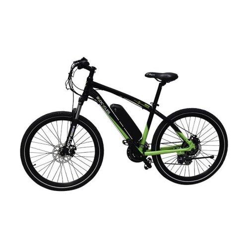 "Byocycle IBEX 21 Speed Electric Mountain Bike Bicycle 26"" Wheels Black"