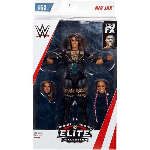 WWE Elite - Series 65 - Nia Jax Figure