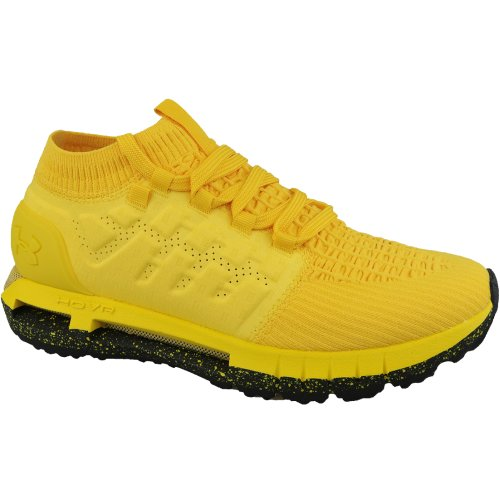 Under Armour Hovr Phantom Highlighter 3022397-700 Mens Yellow running shoes