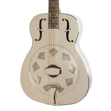 Epiphone Dobro Hound Dog M-14 Metal Body Resonator Guitar