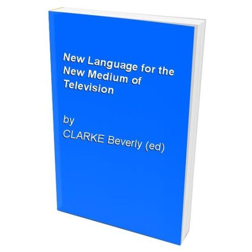 New Language for the New Medium of Television