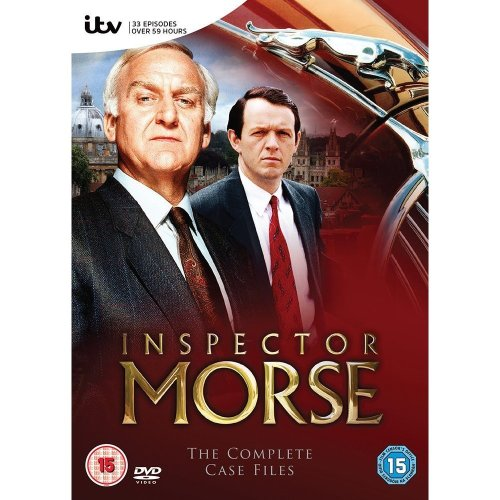 Inspector Morse: The Complete Case Files | DVD Boxset