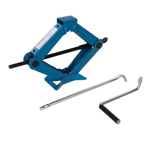 Silverline 755985 Scissor Jack 1 Tonne 1000kg