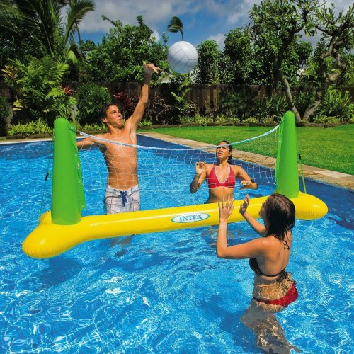 Inflatable Swimming Paddling Pool Volleyball