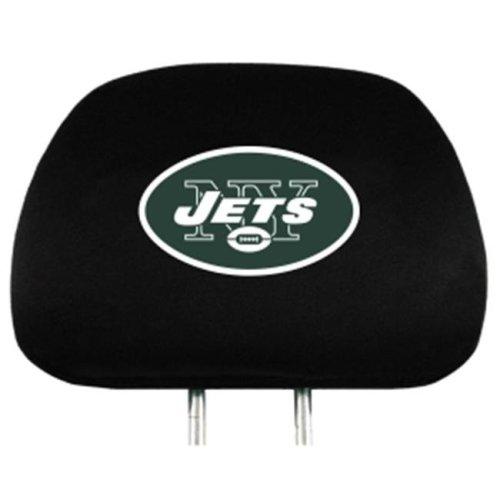 New York Jets Headrest Covers