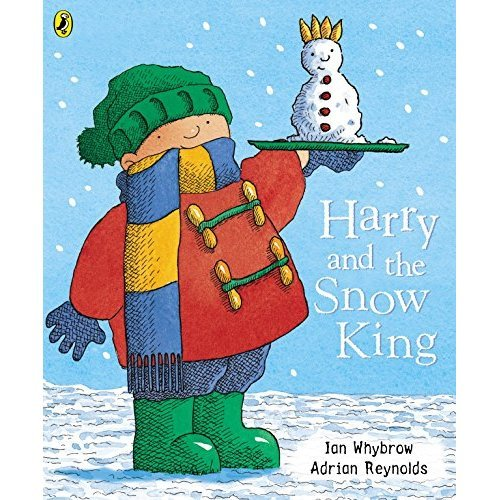 Harry and the Snow King (Harry and the Dinosaurs)