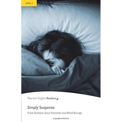 Simply Suspense: Level 2 (Pearson English Graded Readers)