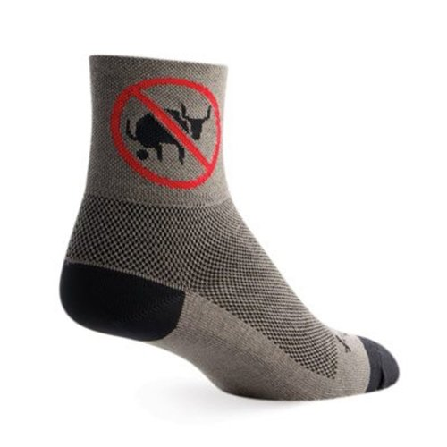 "Socks - SockGuy - Classic 3"" No BS L/XL Cycling/Running"