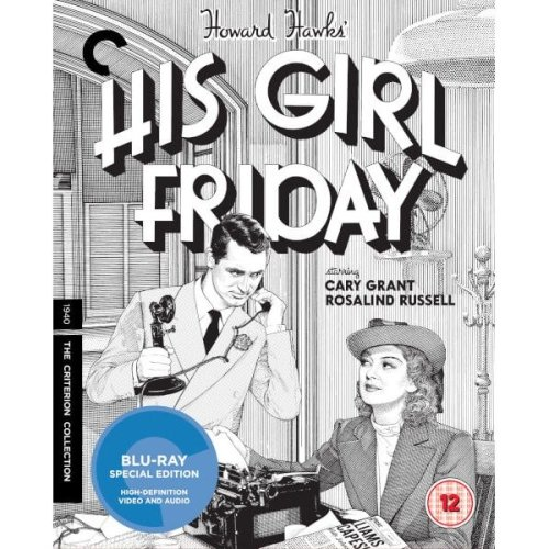 His Girl Friday - The?criterion Collection