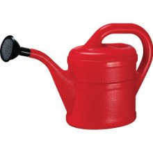 1l Red Childrens Watering Can -  watering can childrens red kids 1l green wash