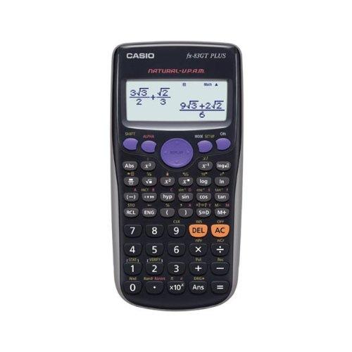 Casio FX-83GTPLUS Scientific Calculator with 260 Functions