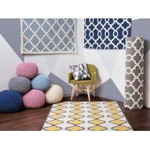 Rug - Carpet - Hand Tufted - Wool -  - Light Blue - DALI