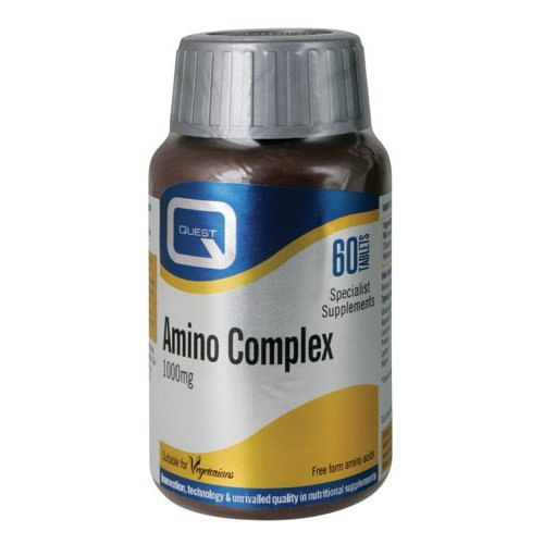 Quest  Amino Complex 1000mg Tablets 60s
